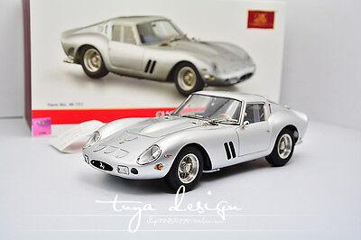 CMC 1:18 1962 Ferrari 250 GTO M-151 silver