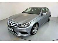 2013 Mercedes-Benz E-CLASS 3.0 E350 BLUETEC AMG SPORT 4d AUTO-2 OWNER CAR-HEATED