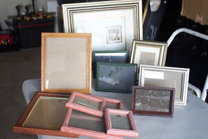 picture frames with glass Oakville / Halton Region Toronto (GTA) image 1