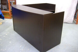 CherryWood 6ft Impressive Reception Desk