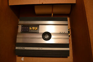 Alpine V12 2/1 Channel MRV-T757 Amplifier