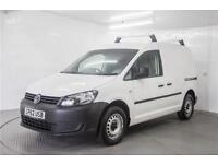 2013 VOLKSWAGEN CADDY 1.6 TDI 75PS Van