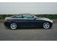 2015 BMW 4 Series 420d [190] M Sport 2dr Auto [Professional Media] Coupe Automat