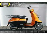 Peugeot Django 50cc 2T | 69 reg | Mint condition | Low mileage |