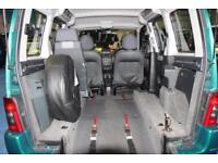 Citroen Berlingo Wheelchair adapted car mobility accessible vehicle