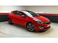 Kia Pro ceed 1.6CRDi ( 126bhp ) ISG 2013MY SE Tech