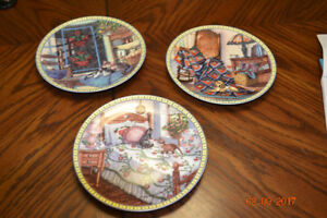 Collector Plates by Knowles
