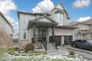 Large 4+1 Bdrm Home Has Double Sided Fireplace *BOWMANVILLE*