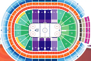 Edmonton Oilers Season Tickets Partner - PLAYOFFS INCLUDED