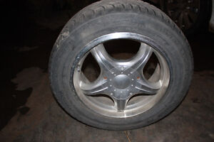 High Performance Winter Tires and Alloy Rims