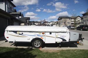 2011 Coachman Clipper CLASSIC 1265SST Premium Tent Trailer