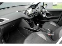 2017 Peugeot 2008 1.2 PureTech (82bhp) Allure Petrol green Manual