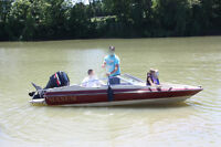 Boat, Motor & Trailer for sale - Great deal!