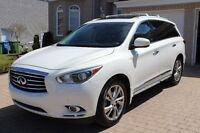 2013 Infiniti JX SUV, FULLY++ LOADED - Sale in end-July only