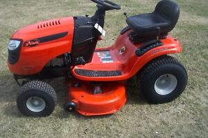 KNAPPS in PRESCOTT has lowest prices on Ariens LAWN TRACTOR!