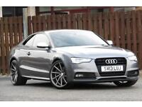 2013 AUDI A5 S5 3.0 TFSI QUATTRO S TRONIC BLACK EDITION 2DR COUPE PETROL