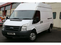 Ford Transit 2.2TDCi Duratorq High Roof Van 2010 LWB BARGAIN NO VAT