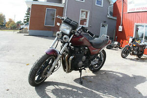 1983 Honda CB650 Nighthawk (Parts Bike) London Ontario image 4