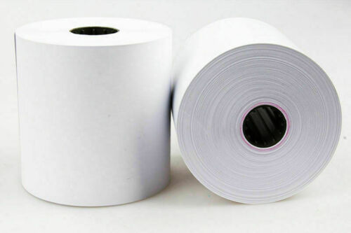 "feet Thermal Receipt Paper POS Cash-Register 50 Rolls 3 1/8"" x 230"