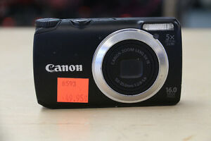 ** CANON ** Powershot A3300 IS 16MP Digital Camera