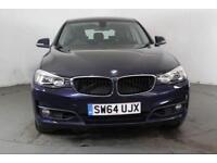 2015 64 BMW 3 SERIES 2.0 320I XDRIVE SE GRAN TURISMO 5D 181 BHP