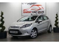2009 09 FORD FIESTA 1.2 STYLE 5D 59 BHP