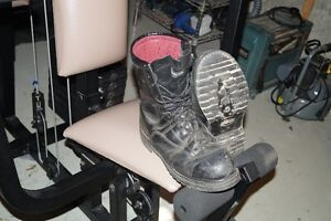 Prospector all leather Boots Kitchener / Waterloo Kitchener Area image 2