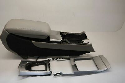 08 09 Cadillac CTS Center Floor Console With Bezels Gray And Silver
