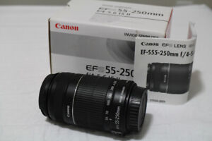 3 Canon Lenses For Sale
