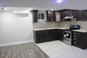 2 Bedroom brand new basement at Sandalwood/Mississauga Rd Brampt