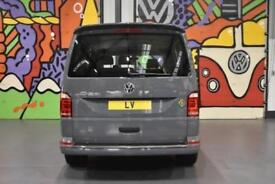 VW TRANSPORTER T6 150PS SWB P/V SPORTLINE PK WITH SPORTLINE FRONT END PURE GREY