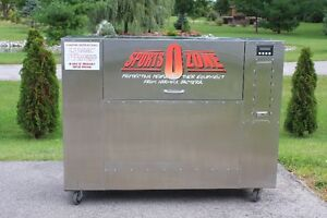 Mobile Sport O Zone Equipment and Cargo Trailer for Sale.