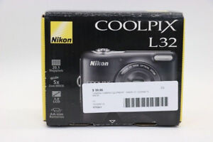 **NEW** Nikon COOLPIX L32 20MP Digital Camera (#17124)