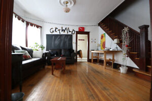 May-Aug Sublet: Beautiful 4 bdrm home in prime Halifax location