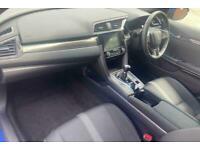2018 Honda CIVIC HATCHBACK 1.0 VTEC Turbo 126 SR 5dr Hatchback Petrol Manual