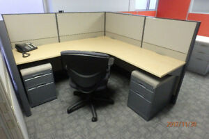 Office Workstations/ Cubicles Used/Refurbished