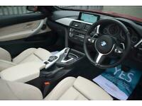 2016 BMW 4 Series 2.0 420d M Sport Auto 2dr Convertible Diesel Automatic