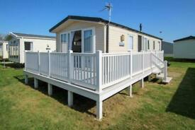 Willerby Expression 2017 static caravan at Camber Sands, E Sussex. Private sale