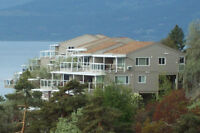 32 8800 Adventure Bay Road, Vernon BC - Waterfront Townhome!