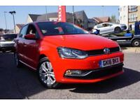 2016 Volkswagen Polo 1.0 75 SE 5dr Manual Petrol Hatchback