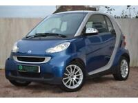 2009 59 SMART FORTWO 0.8 PASSION CDI 2D AUTO 45 BHP DIESEL