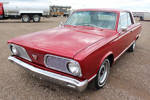 1966 Plymouth Valiant REDUCED PRICE