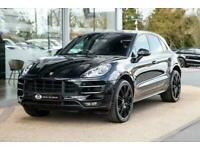 2018 Porsche Macan 3.6T Turbo PDK 4WD (s/s) 5dr SUV Petrol Automatic