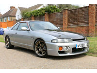 Nissan Skyline GTST gts t ( gtr supra evo) 1 owner 11 Years! vosa mile history!
