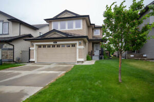 Move in Ready - 2 storey home with bonus room!