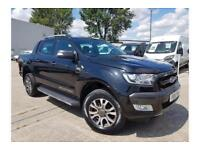 Ford Ranger Pick Up 4x4 Double Cab Wildtrak 3.2 TDCi 200 DIESEL