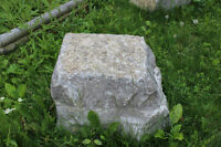 Armour Stone for landscaping