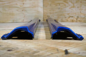 02-07 Subaru Impreza WRX STI Sedan Side Skirts STI Version 7, 8