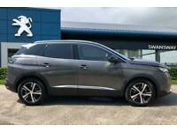 2021 Peugeot 3008 1.2 PureTech GT EAT (s/s) 5dr Auto Estate Petrol Automatic