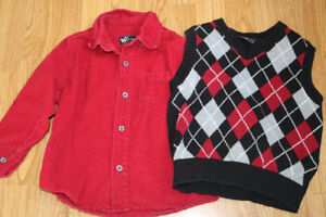 Boys 4T Winter Clothing
